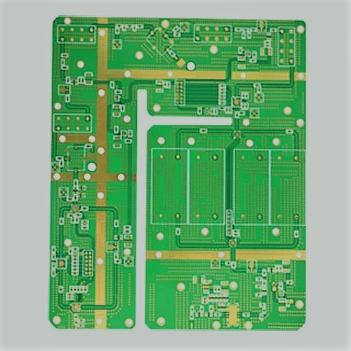 Isola 370HR PCB material
