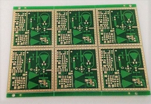 high frequency pcb material