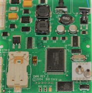 main controller pcb assembly