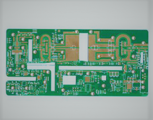 What is rogers pcb material